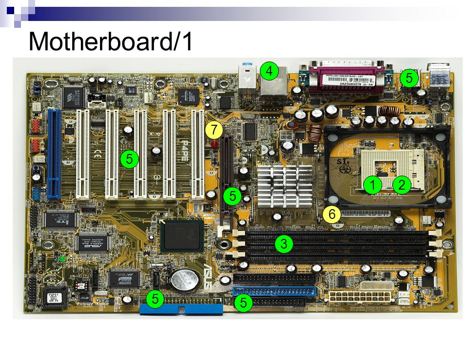 Motherboard/1 4 5 7 5 1 2 5 6 3 5 5