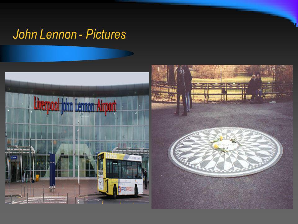 John Lennon - Pictures