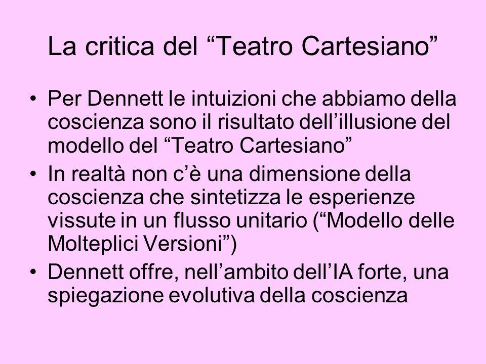 La critica del Teatro Cartesiano