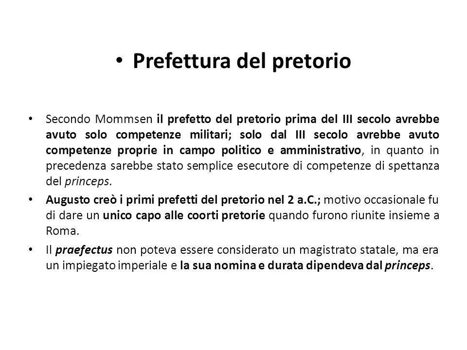 Prefettura del pretorio
