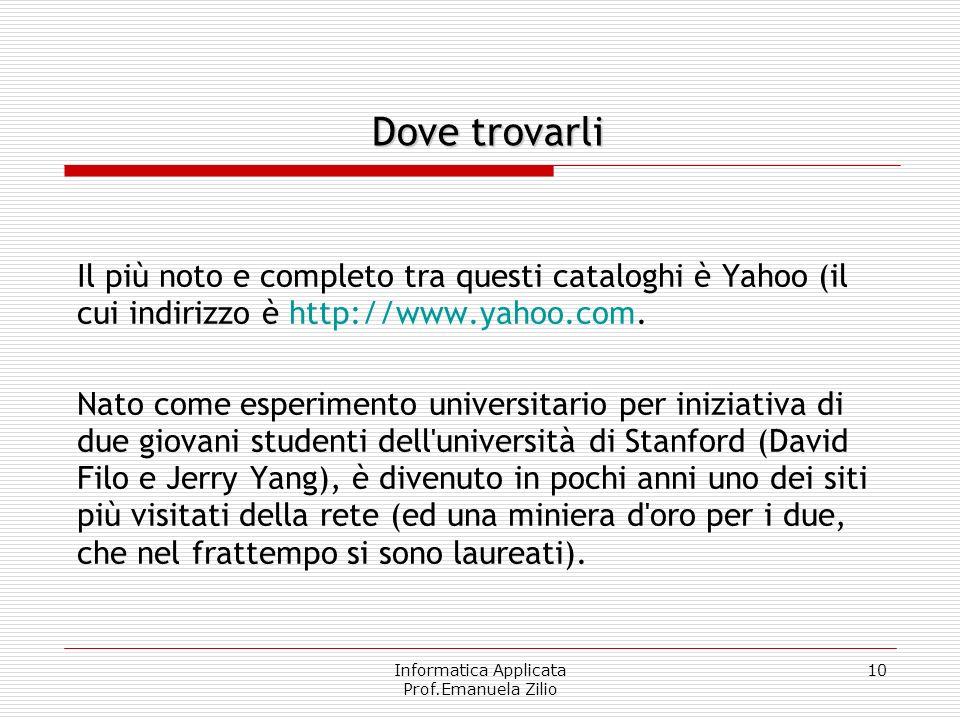 Università degli Studi di Siena 2006-2007