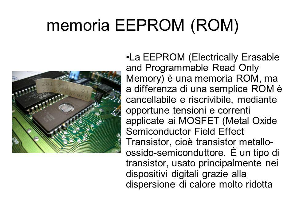 memoria EEPROM (ROM)