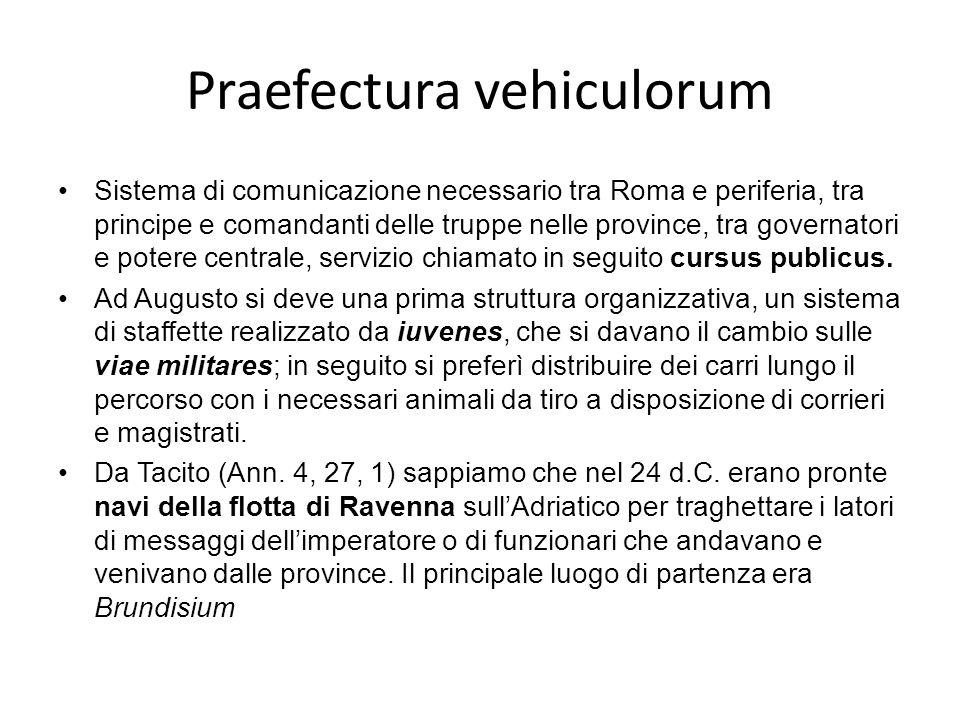 Praefectura vehiculorum