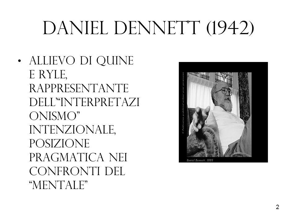 Daniel Dennett (1942)