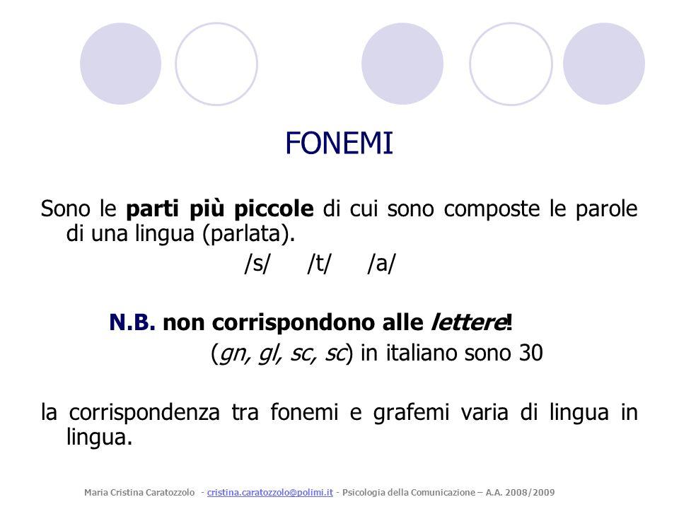 (gn, gl, sc, sc) in italiano sono 30