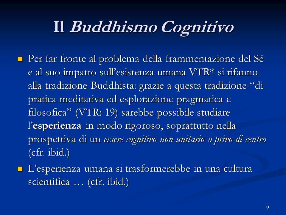 Il Buddhismo Cognitivo