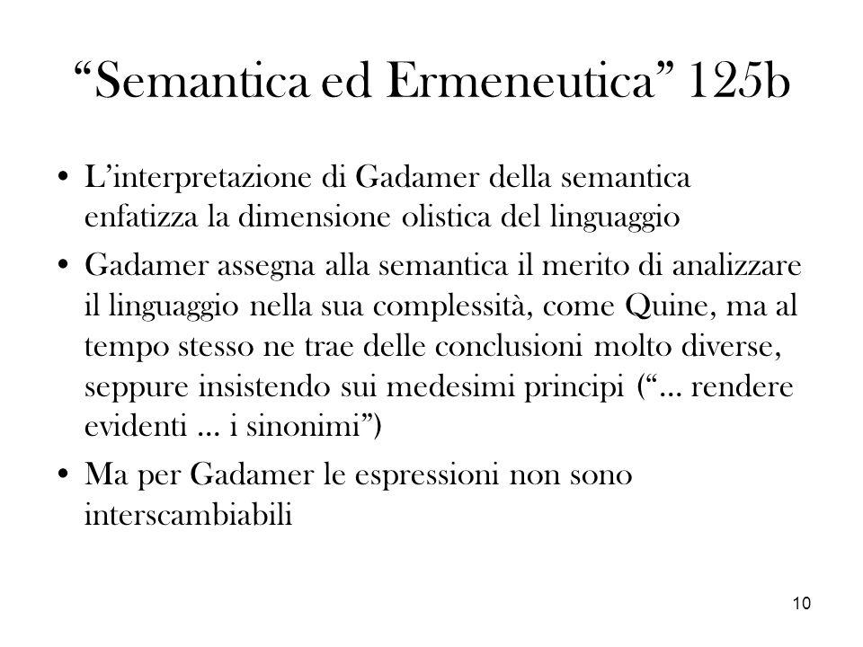 Semantica ed Ermeneutica 125b
