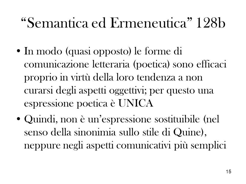 Semantica ed Ermeneutica 128b