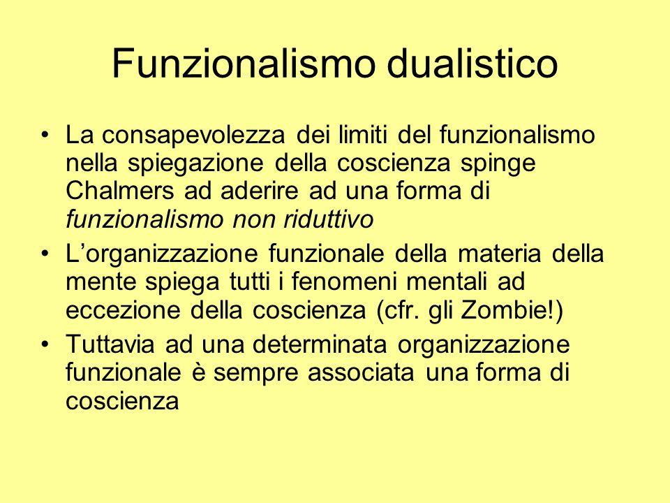 Funzionalismo dualistico