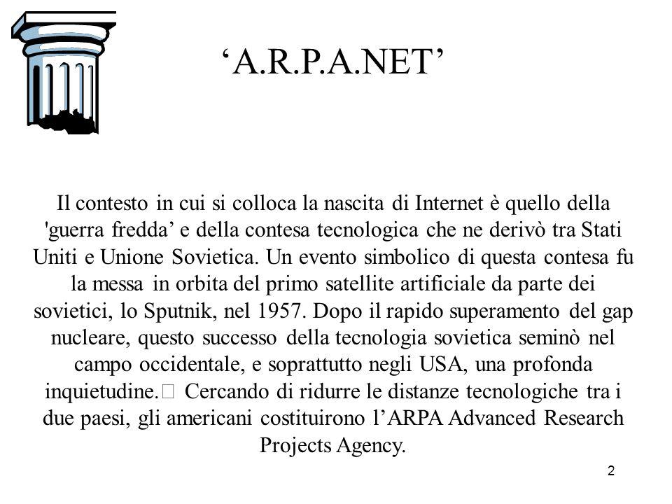 'A.R.P.A.NET'
