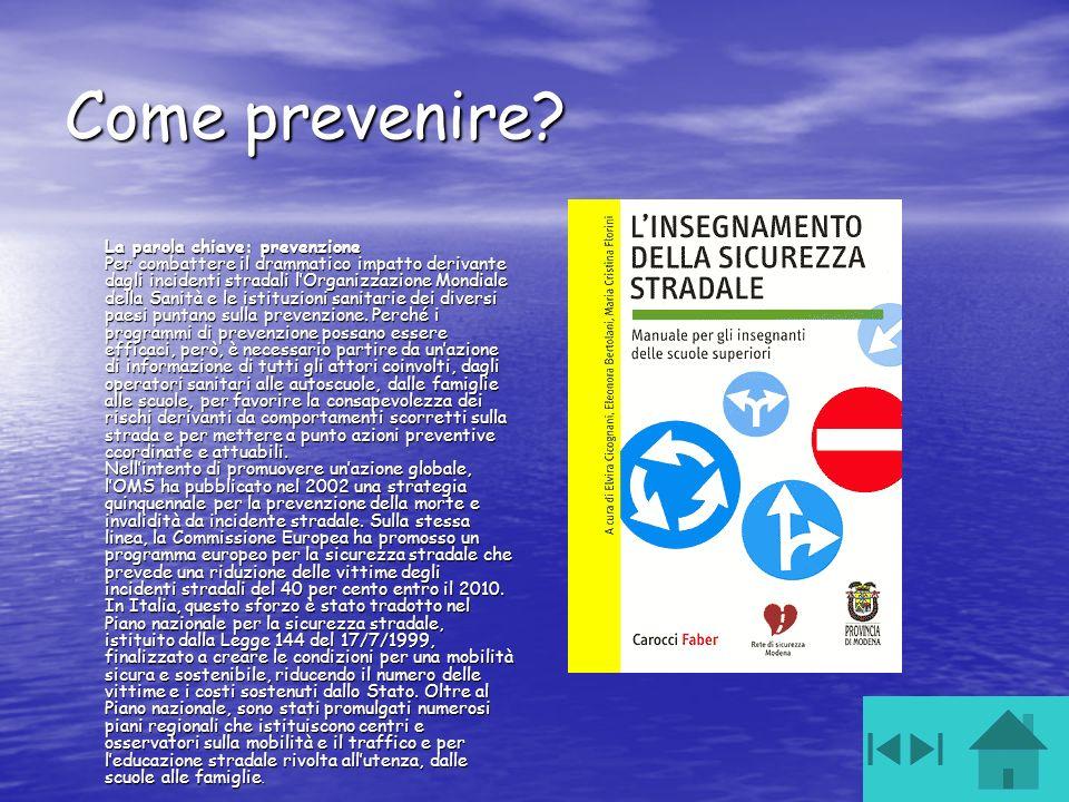 Come prevenire
