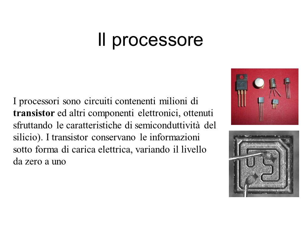 Il processore