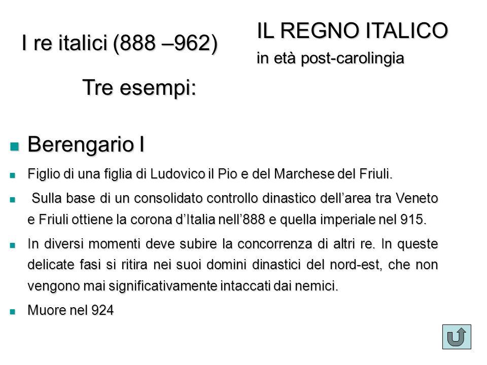 I re italici Berengario