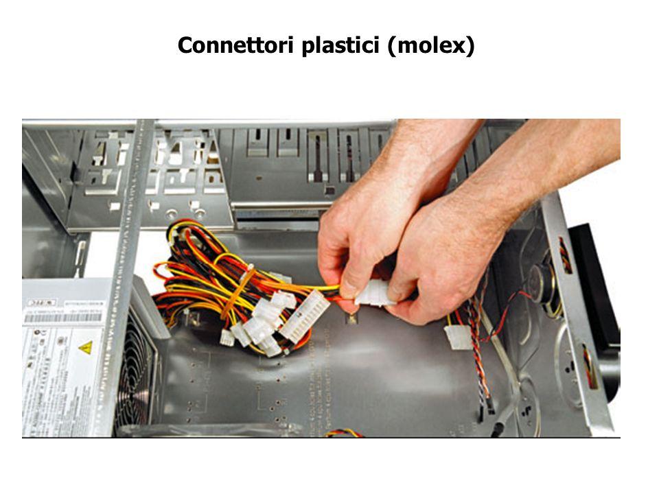Connettori plastici (molex)