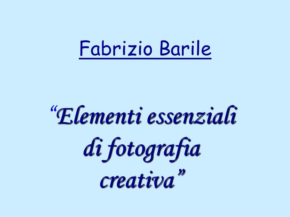 Elementi essenziali di fotografia creativa