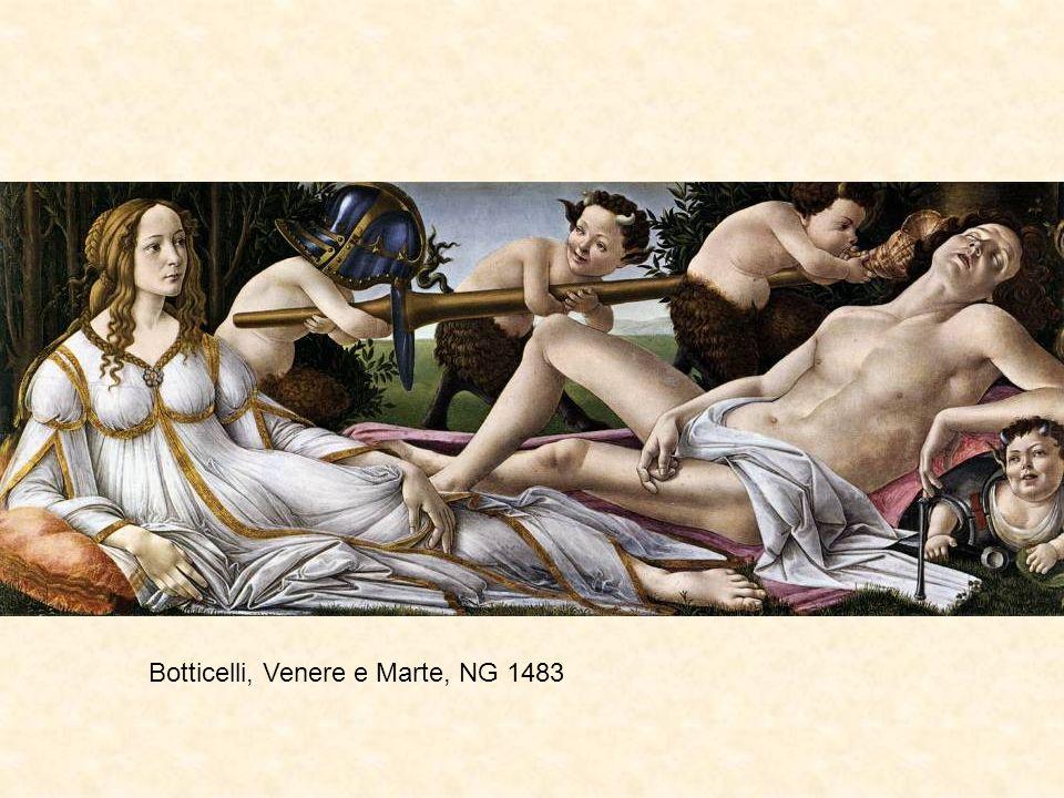Botticelli, Venere e Marte, NG 1483