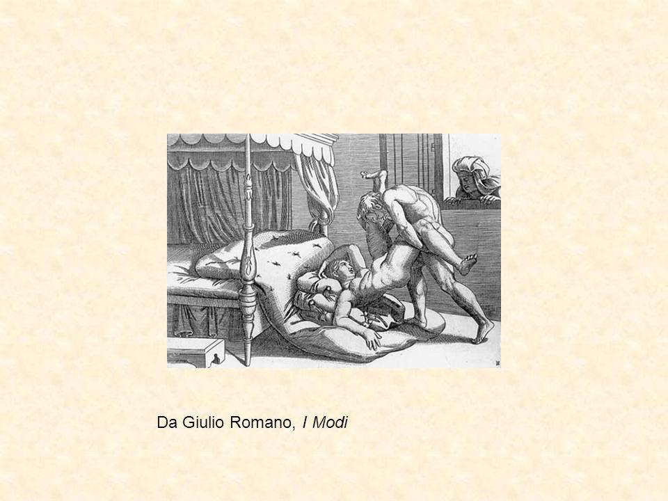 Da Giulio Romano, I Modi