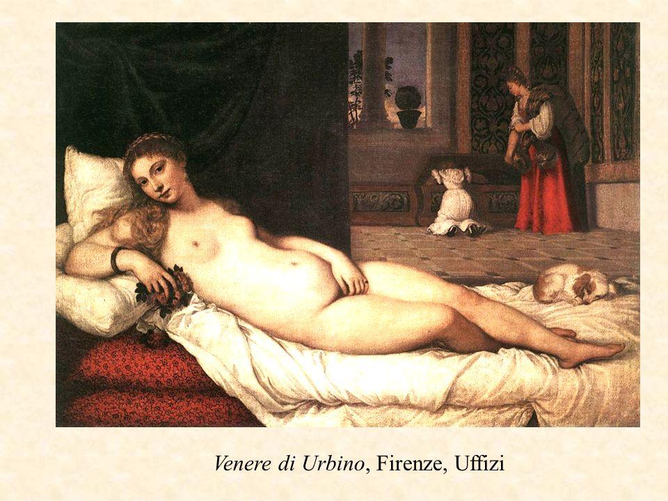 Venere di Urbino, Firenze, Uffizi