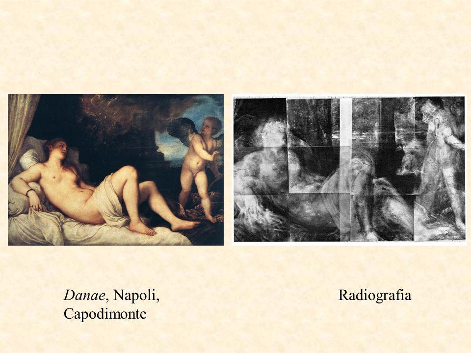 Danae, Napoli, Capodimonte