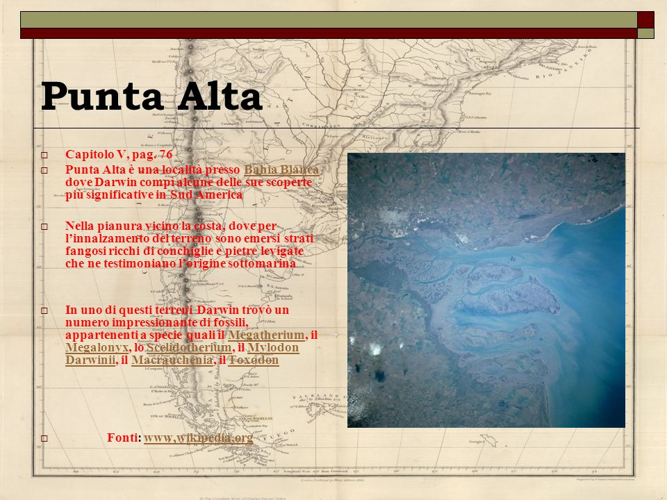 Punta Alta Capitolo V, pag. 76