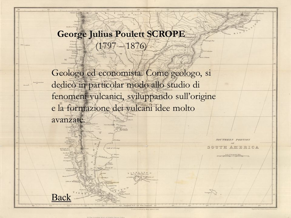 George Julius Poulett SCROPE