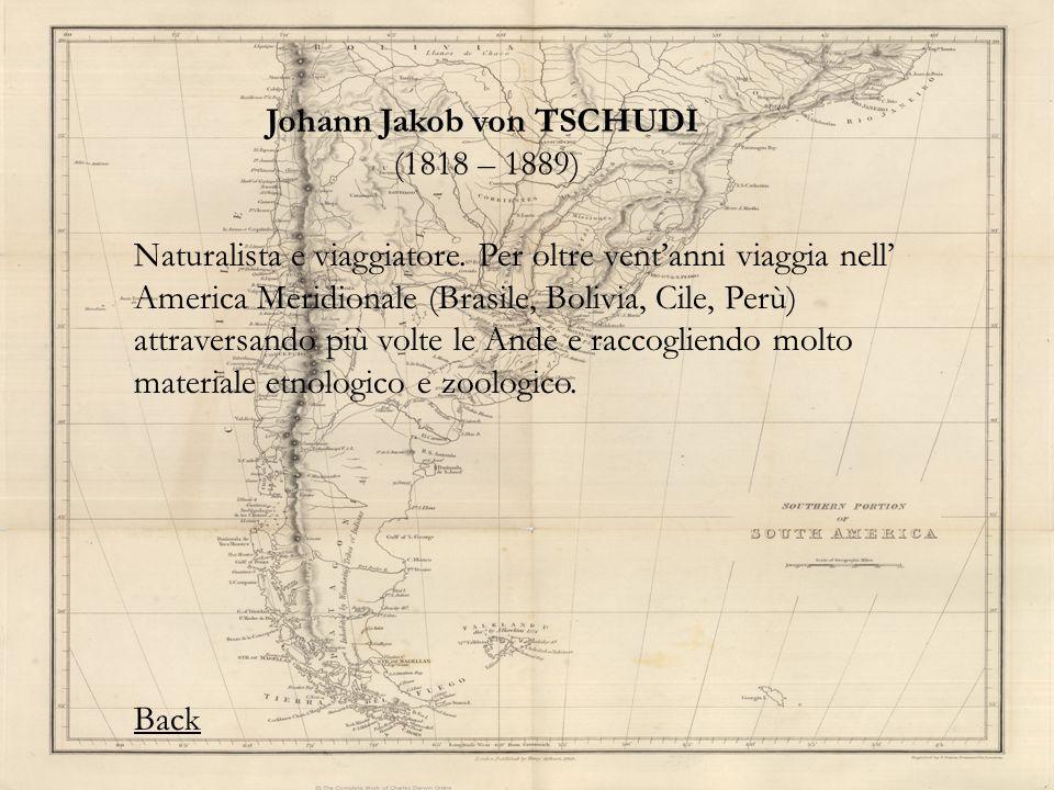 Johann Jakob von TSCHUDI