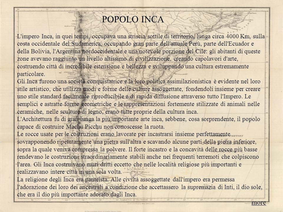 POPOLO INCA