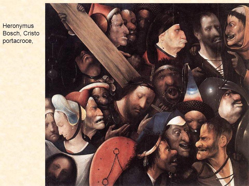 Heronymus Bosch, Cristo portacroce,