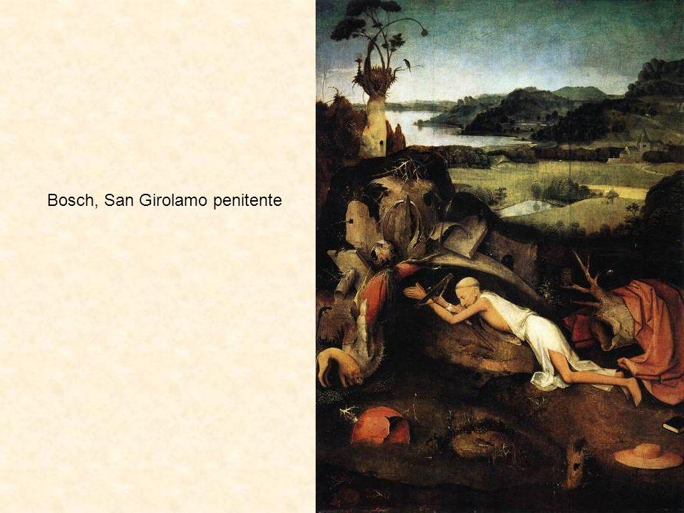 Bosch, San Girolamo penitente