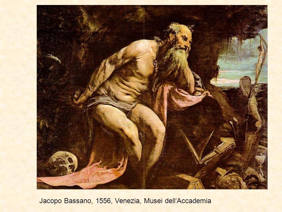 Jacopo Bassano, 1556, Venezia, Musei dell'Accademia