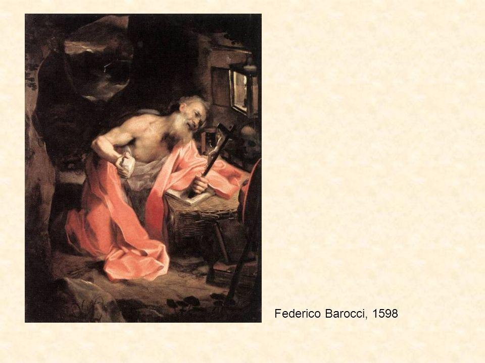Federico Barocci, 1598