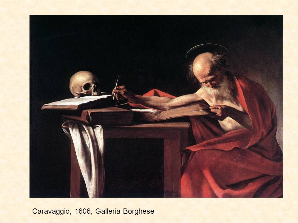 Caravaggio, 1606, Galleria Borghese