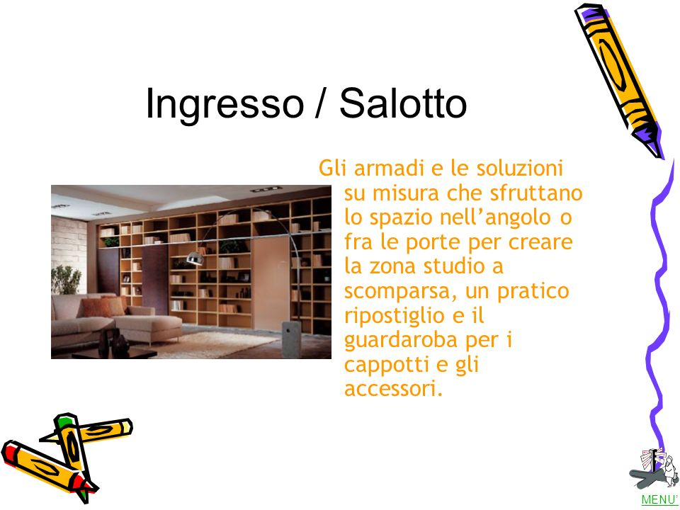 Ingresso / Salotto
