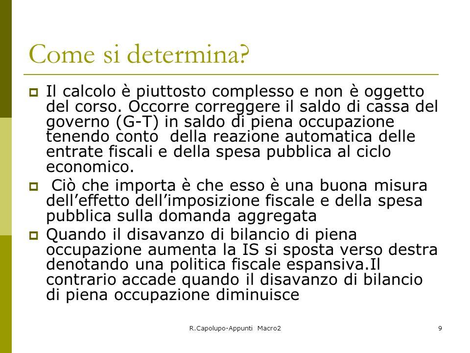 R.Capolupo-Appunti Macro2