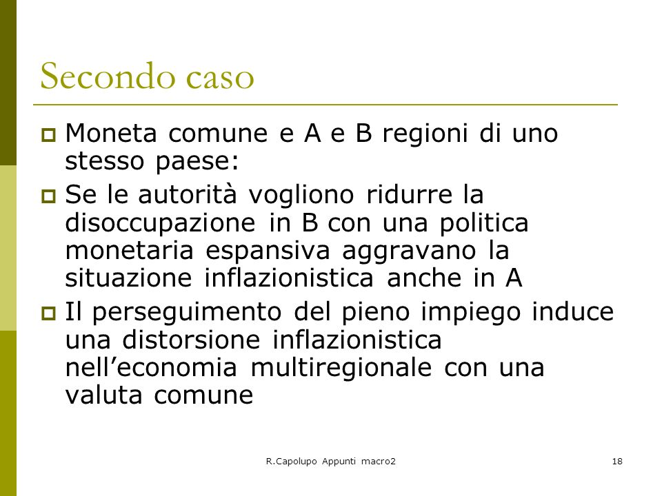 R.Capolupo Appunti macro2