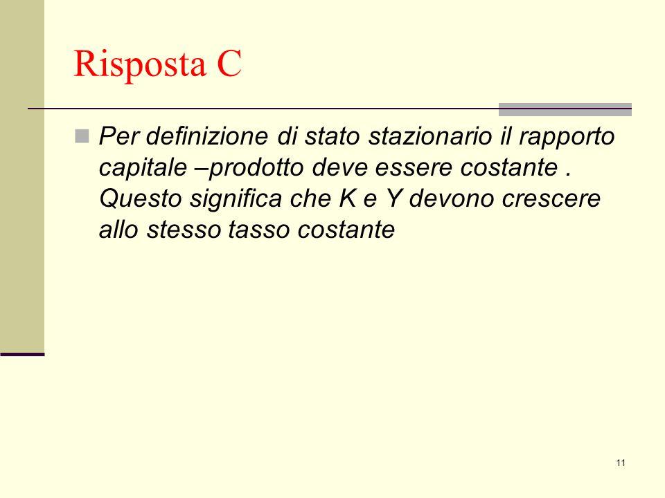 Risposta C