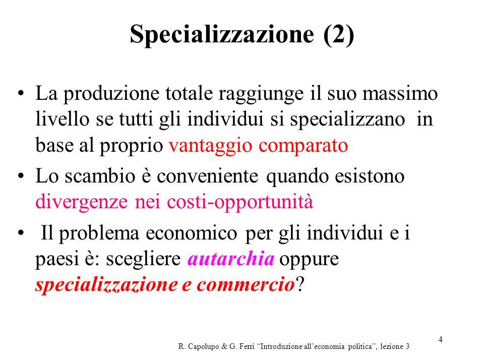 Specializzazione (2)