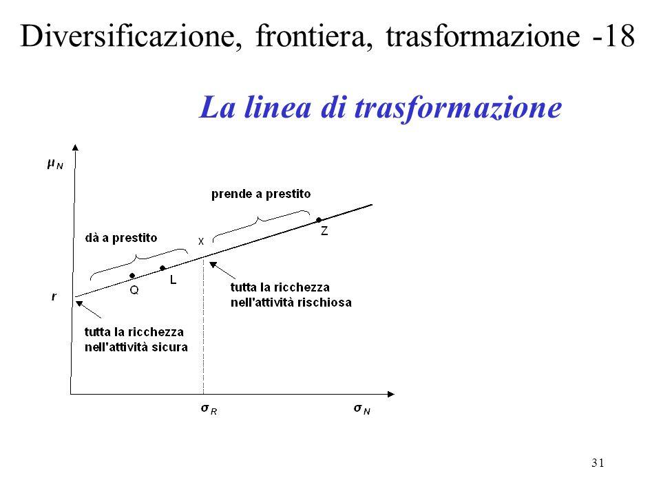 Diversificazione, frontiera, trasformazione -18