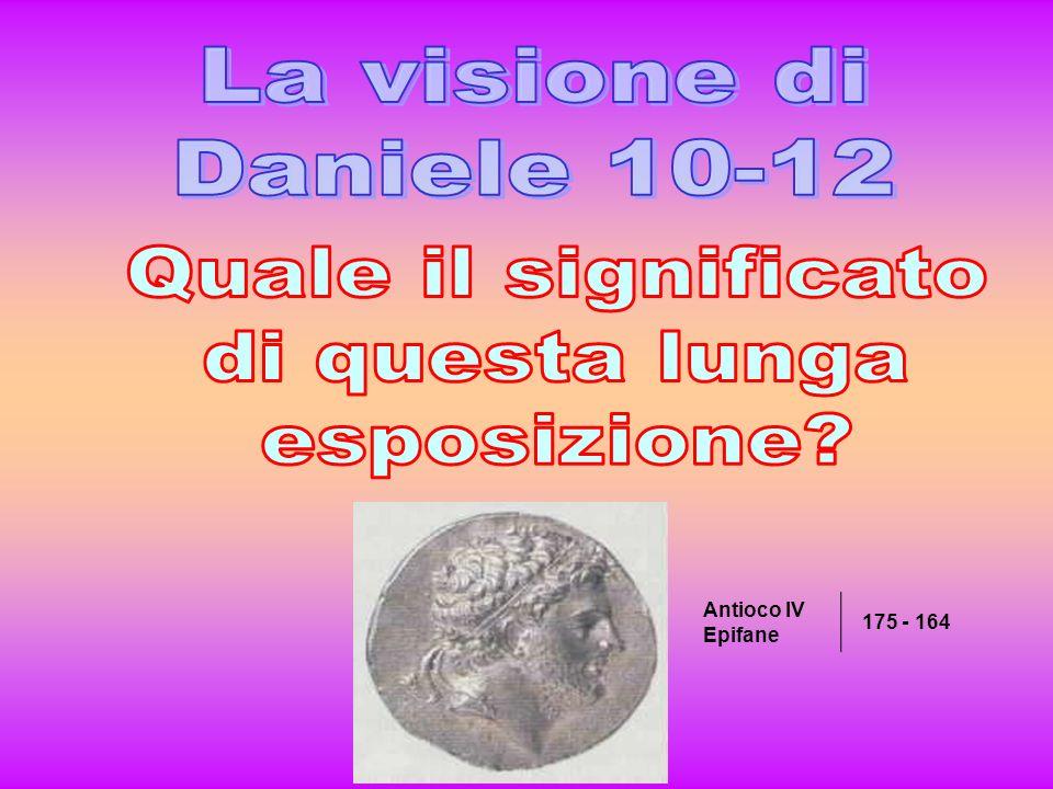 La visione di Daniele 10-12 Quale il significato di questa lunga