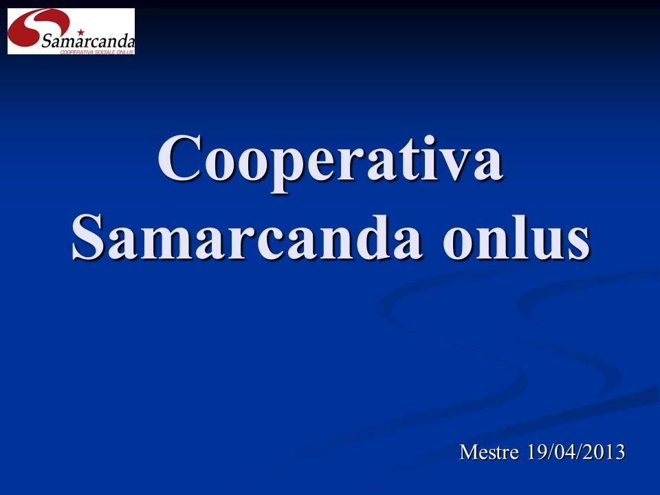 Cooperativa Samarcanda onlus
