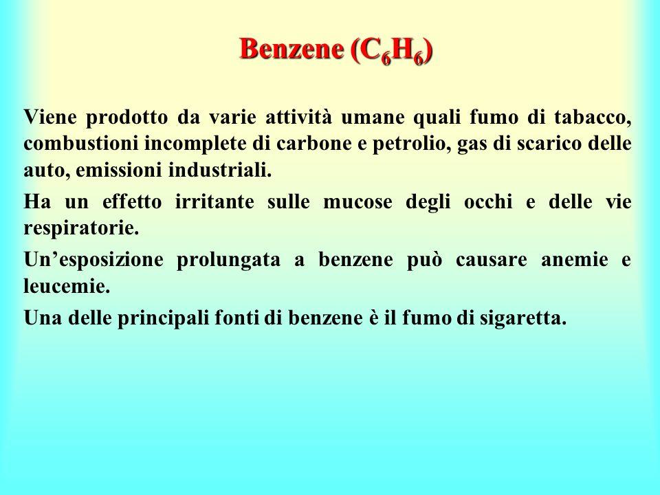 Benzene (C6H6)