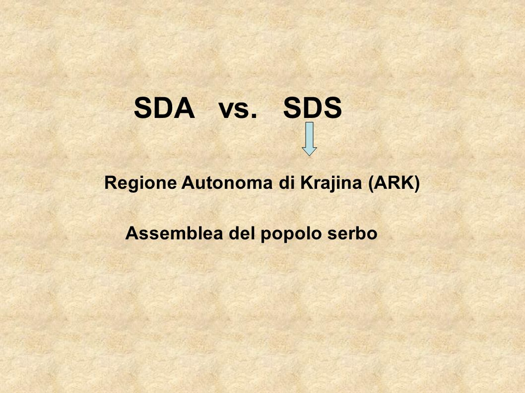Regione Autonoma di Krajina (ARK)
