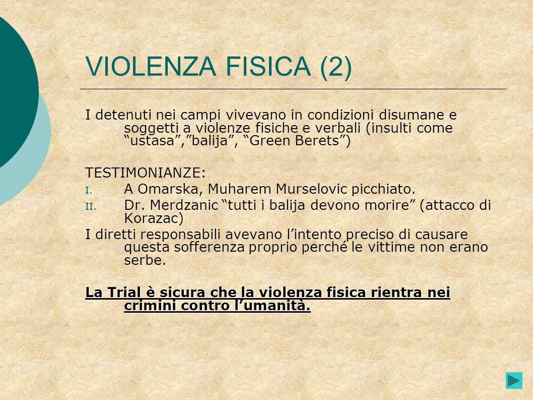 VIOLENZA FISICA (2)