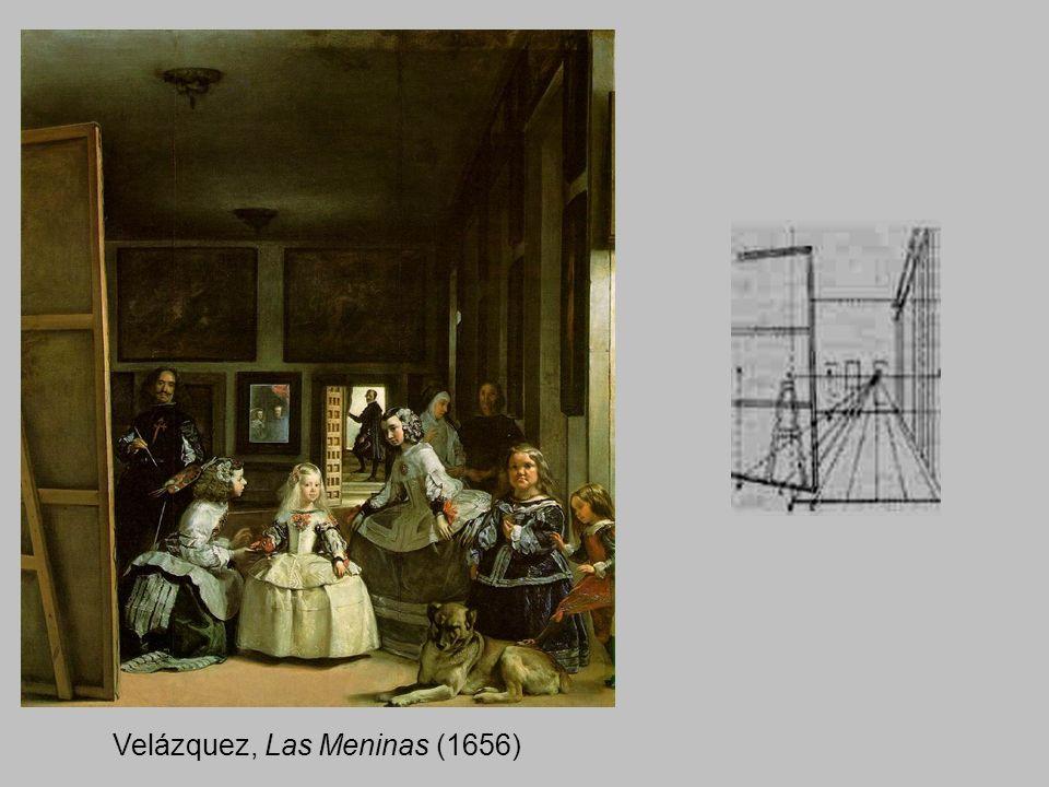 Velázquez, Las Meninas (1656)