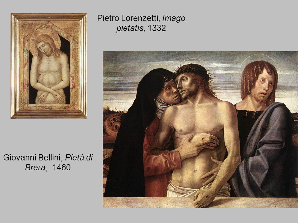 Pietro Lorenzetti, Imago pietatis, 1332