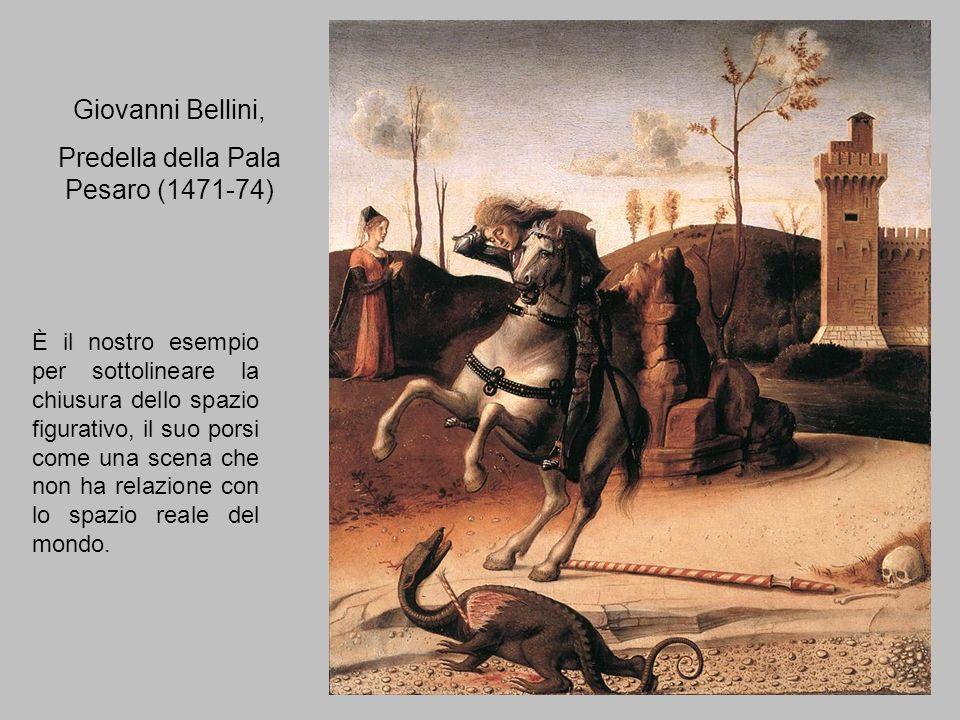 Predella della Pala Pesaro (1471-74)