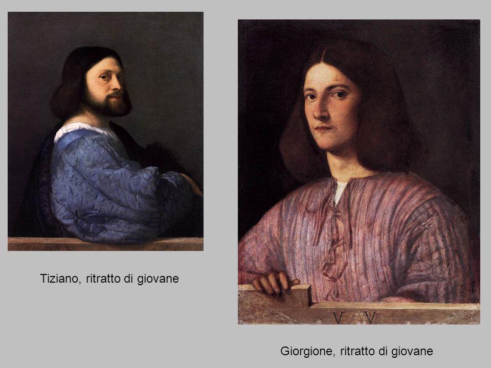 Tiziano, ritratto di giovane