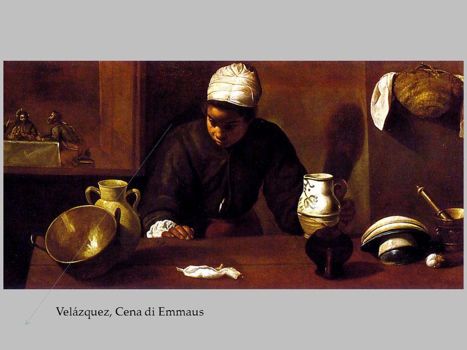 Velázquez, Cena di Emmaus