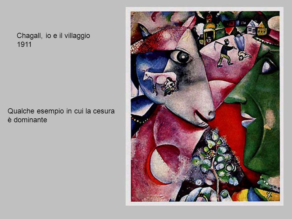 Chagall, io e il villaggio