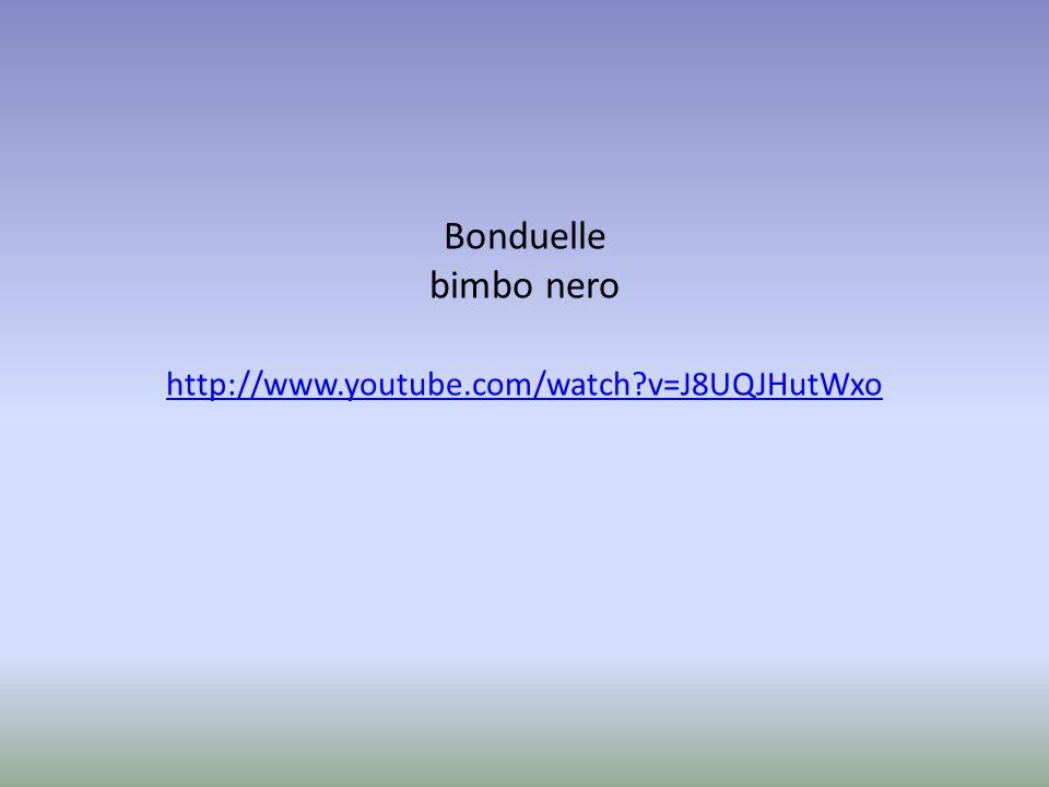 Bonduelle bimbo nero http://www.youtube.com/watch v=J8UQJHutWxo